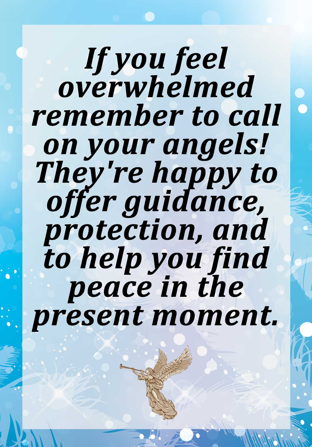 Daily Angel Oracle Card Celebration From The Guardian: Daily Inspiration Angel Oracle Cards