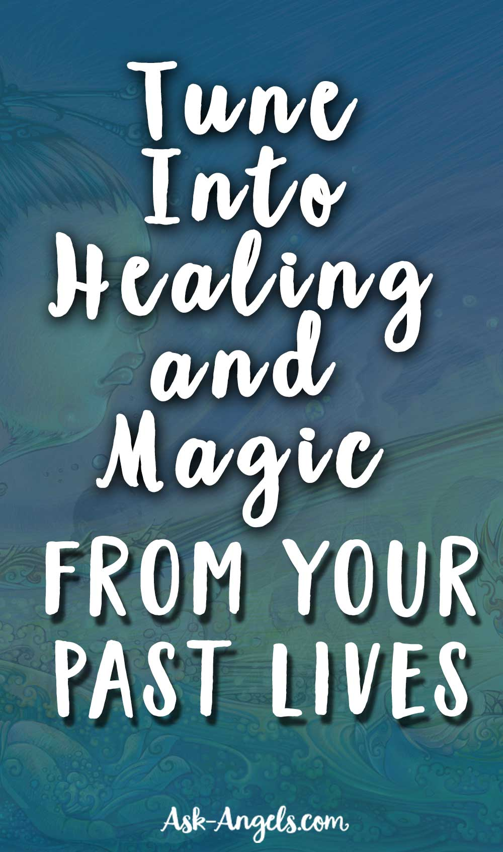 Past Life And Karmic Tarot By Edain Mccoy: Past Life Regression Angel Course