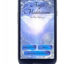 Angel Meditations App