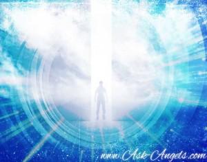 Initiation- Spiral Pillar of Light