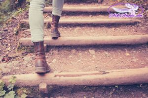 Being Guided… One Step at a Time