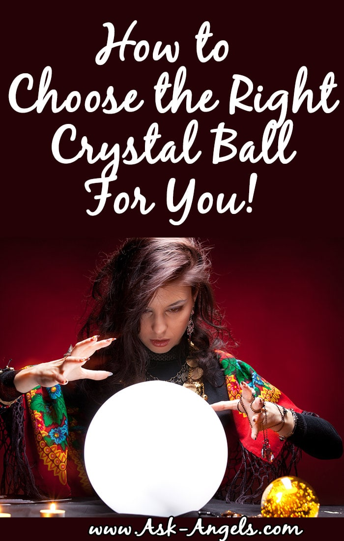How To Use A Crystal Ball 45