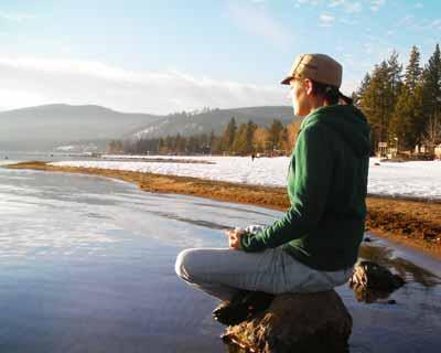 Melanie Beckler  Meditation