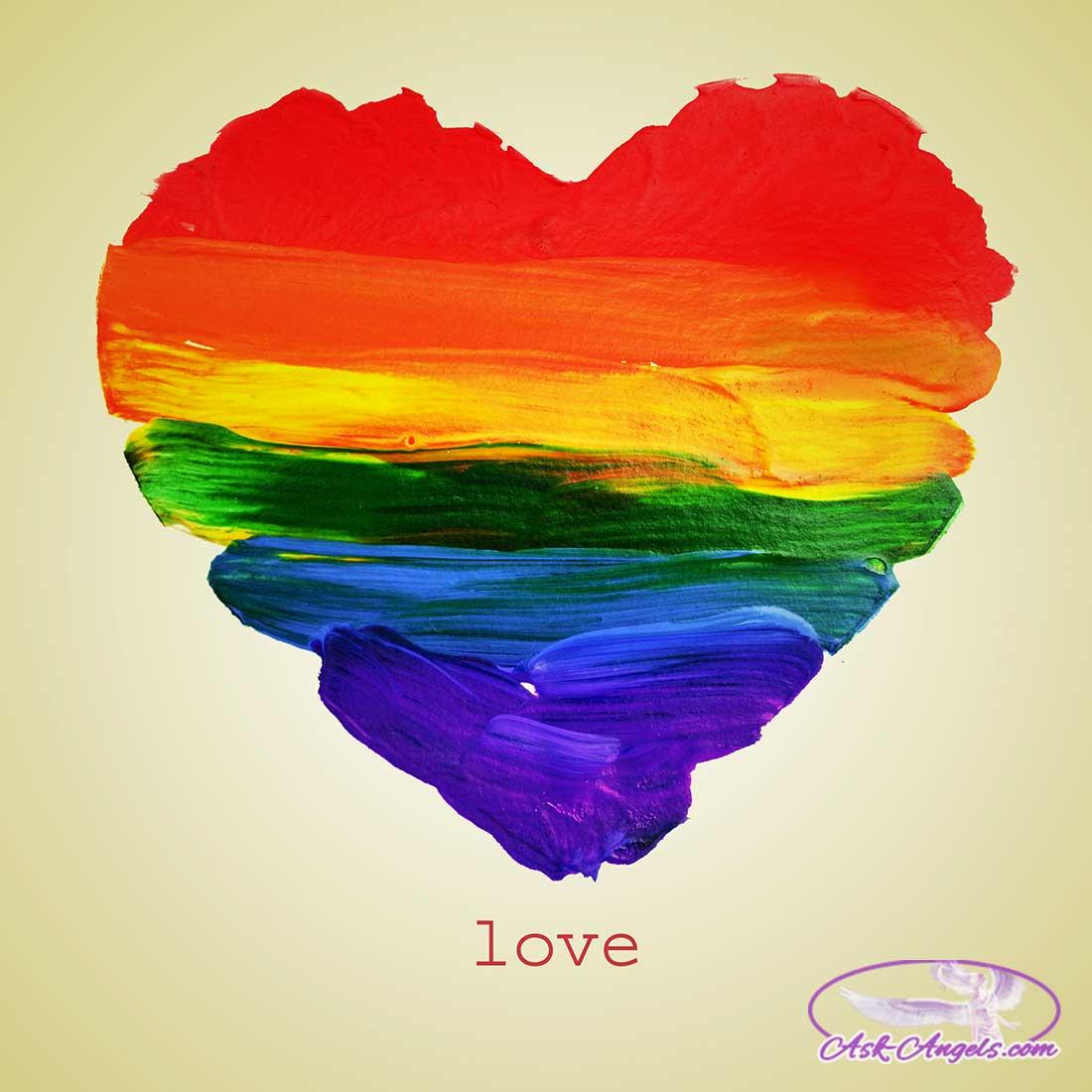 channeling love
