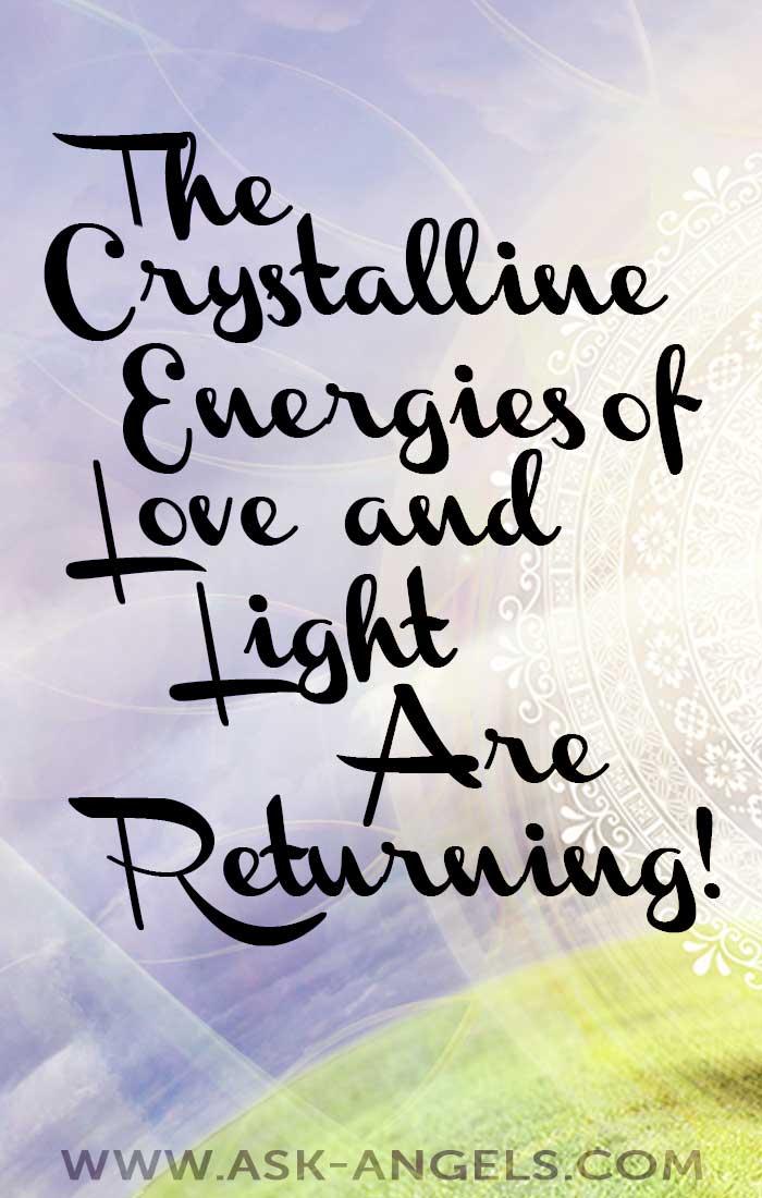 Crystalline Energies