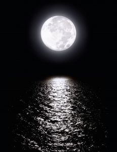 October 2010 Full Moon