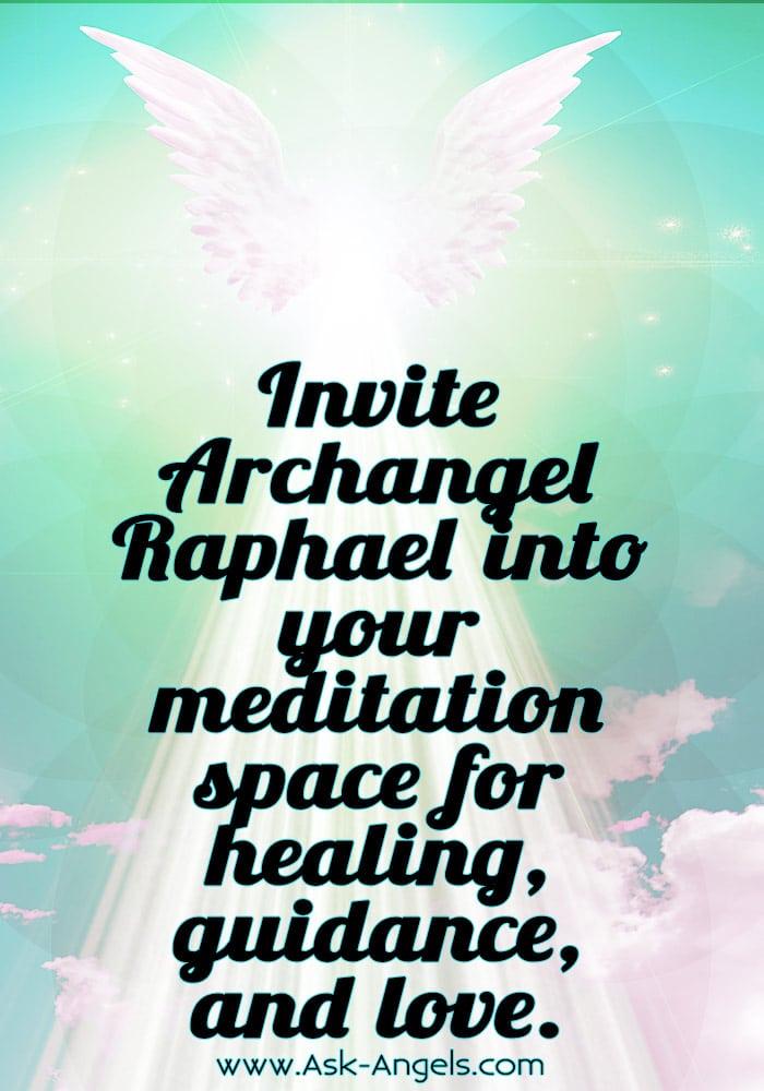 Archangel Raphael Meditation