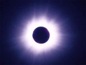 Solar Eclipse Angel Message
