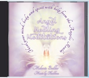 Angel Healing Meditations, Angel CD