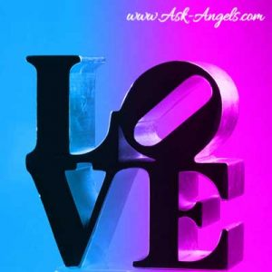 Angel Message of Love