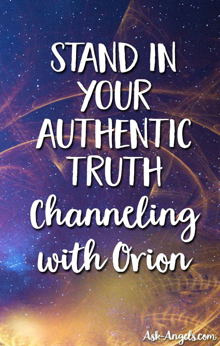Authentic Truth Channeling
