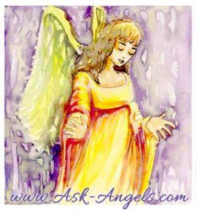 humanuniver tips of life paintedangel2