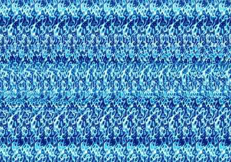 magic eye image