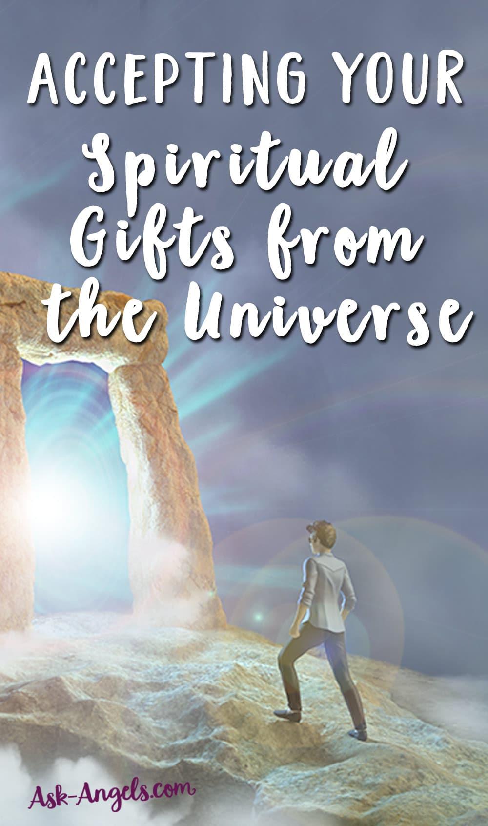Dons spirituels de l'univers