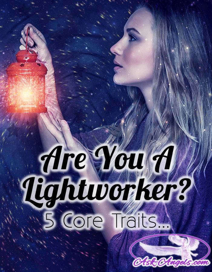 Êtes-vous un Lighworker?