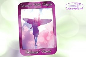 Angel Oracle Card