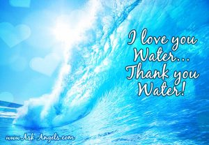 water vibration
