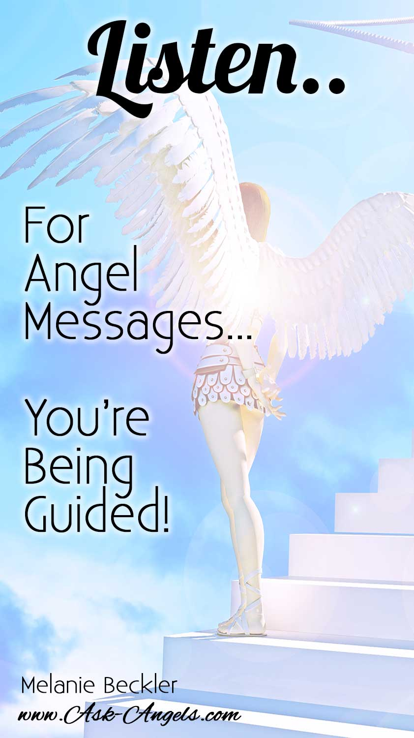 Listen For Angel Messages