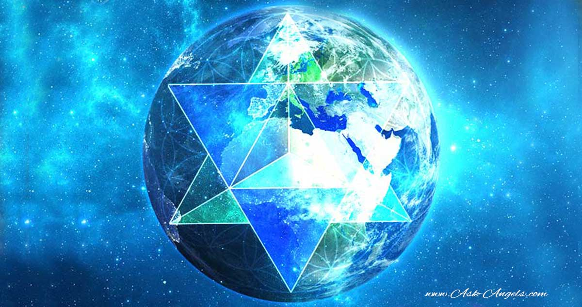 Earth Star Chakra Activation