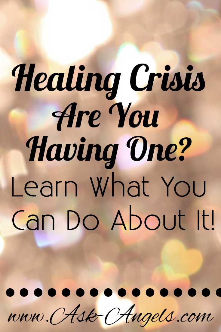 Healing Crisis- What to Do