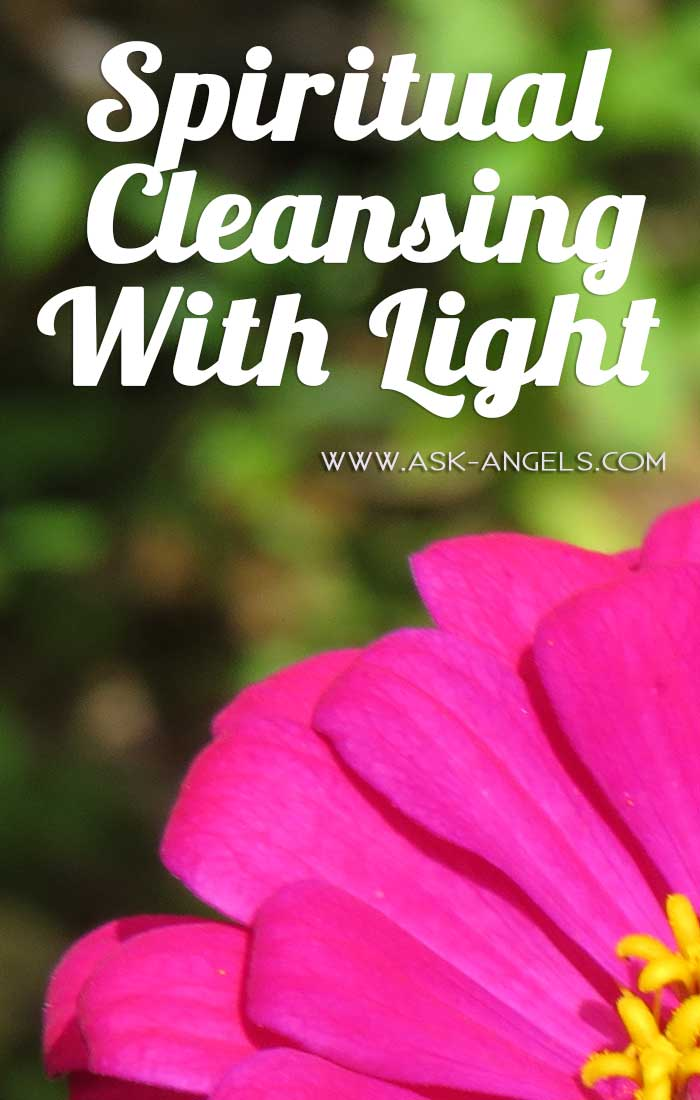 Spiritual Cleansing with Light
