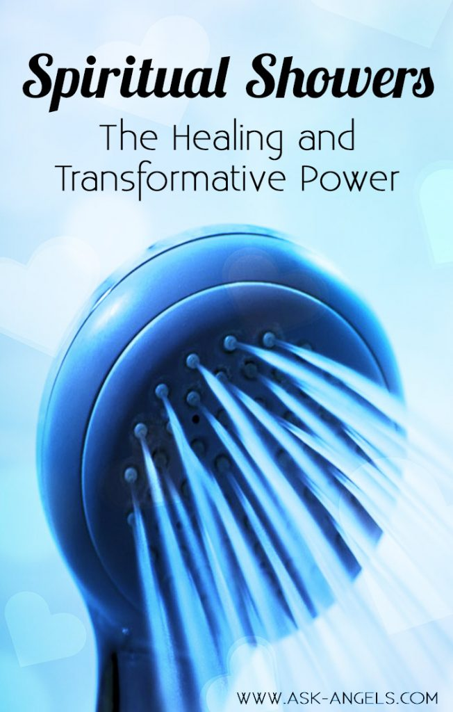 Spiritual Showers- The Healing and Transformative Power