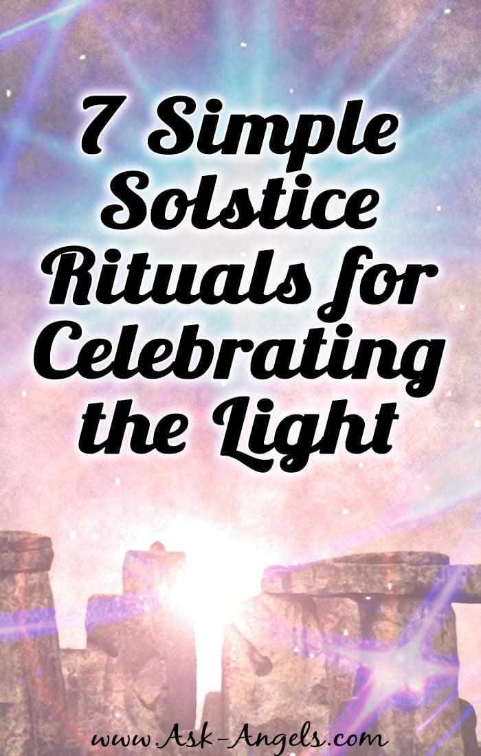 Solstice Ritual