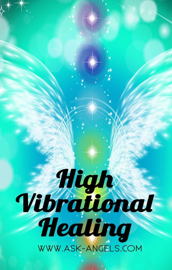 High VIbrational Healing
