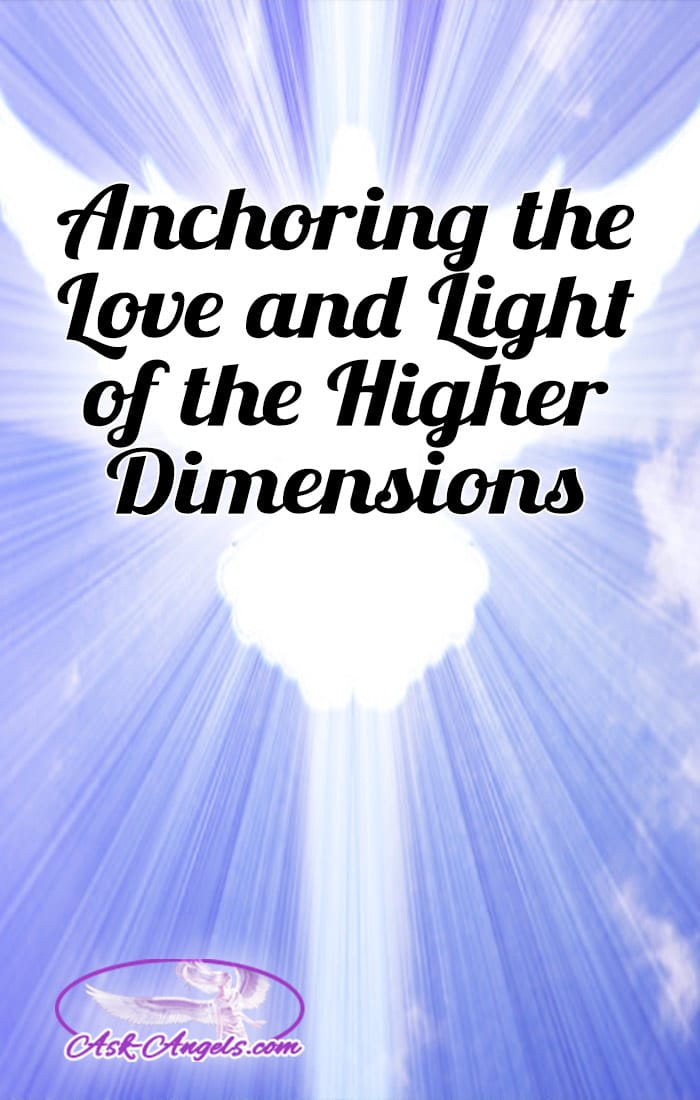 Anchoring the Higher Dimensions