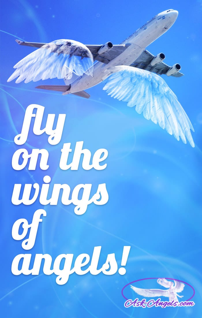 Fly On The Wings of Angels
