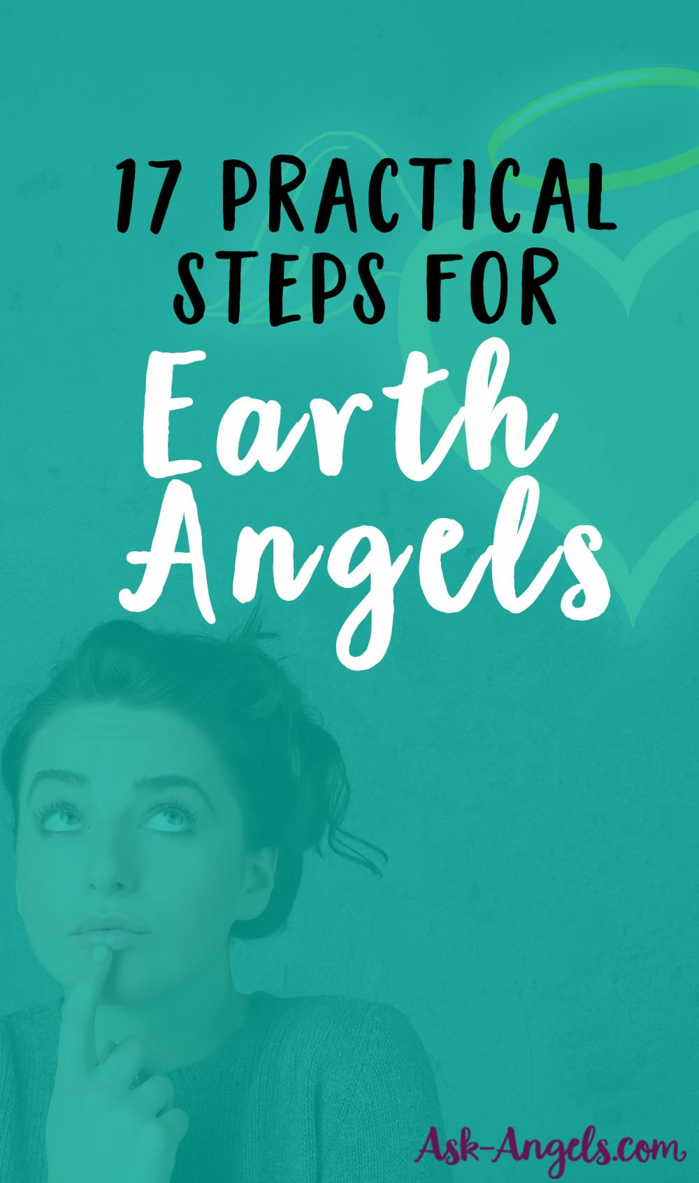Steps for Earth Angels