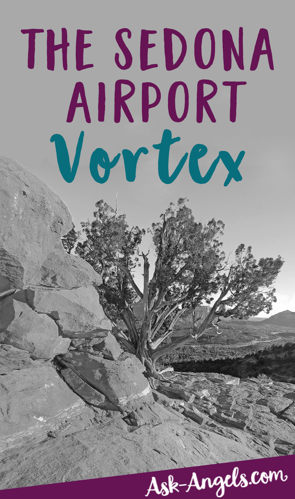 The Sedona Airport Vortex