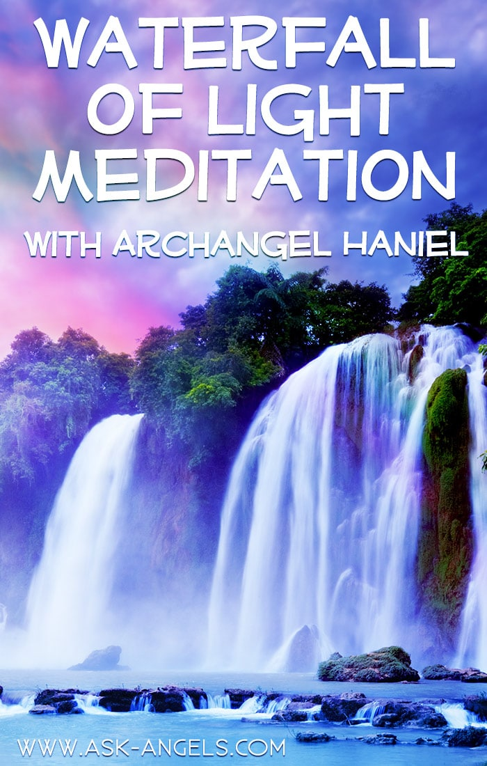 Waterfall of Light Meditation
