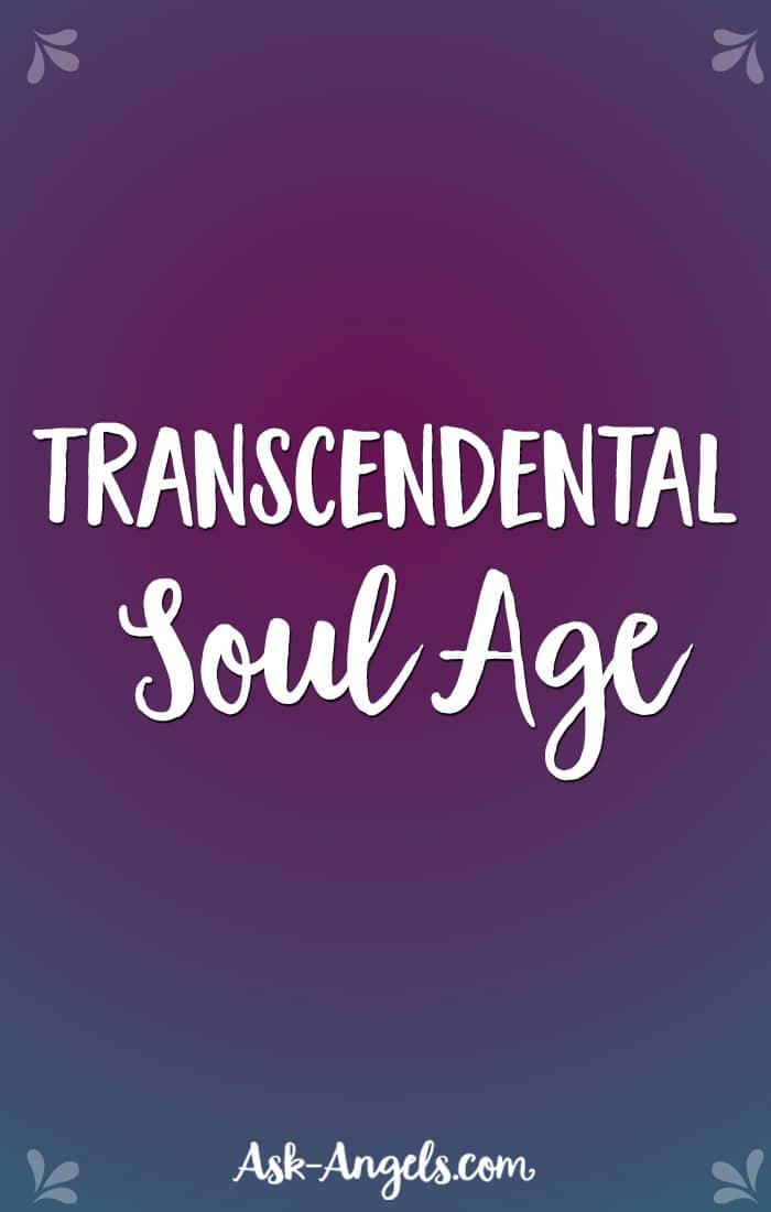 The Transcendental Soul Age