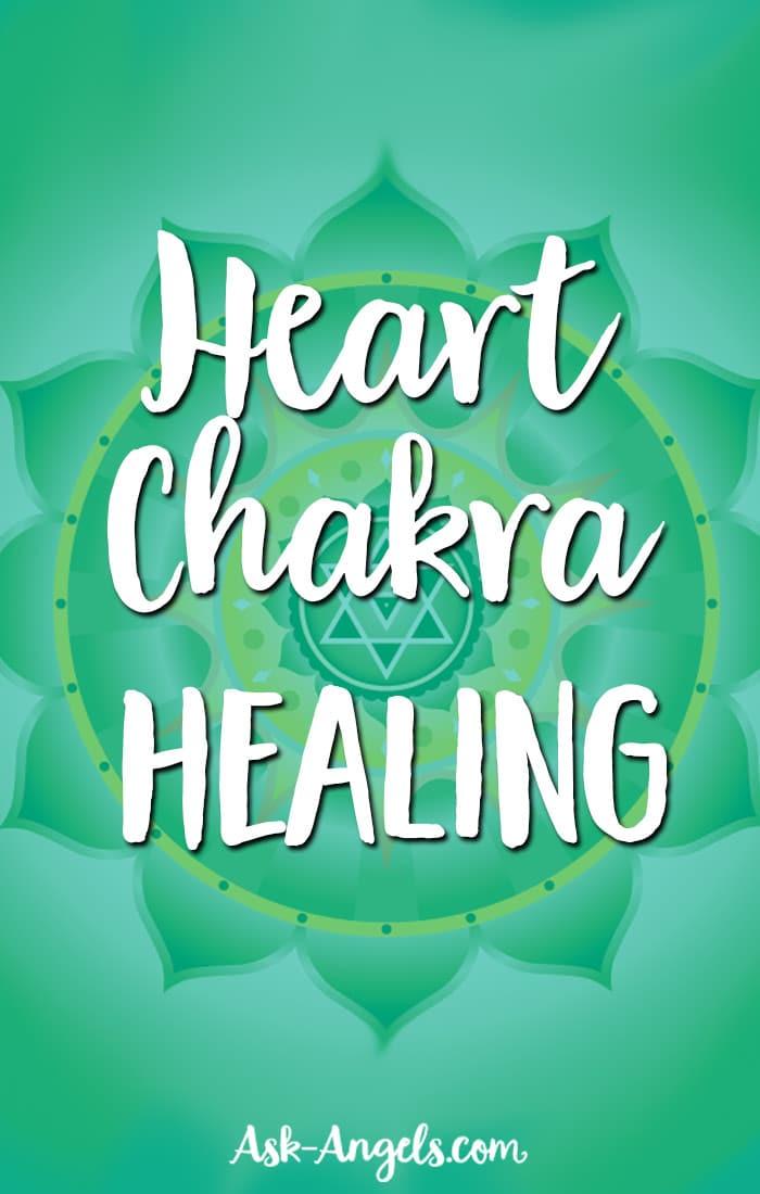 Healing Your Heart Chakra- 21 Ways