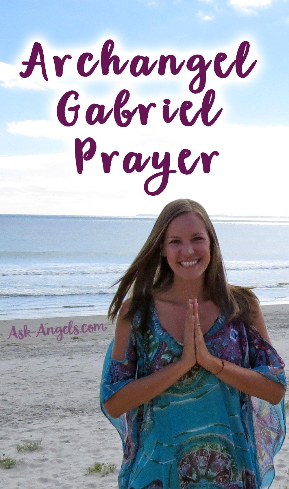 Archangel Gabriel Prayer