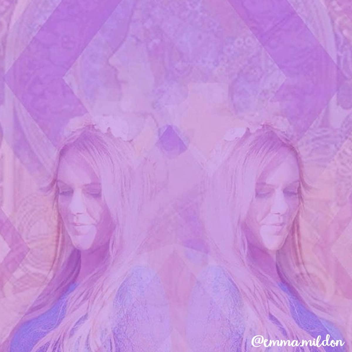 Emma Mildon - Spiritual Instagram Account