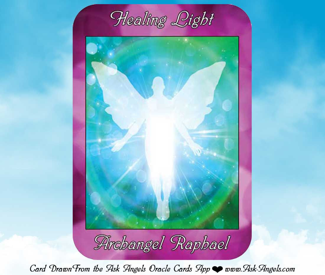 Healing Light with Archangel Raphael