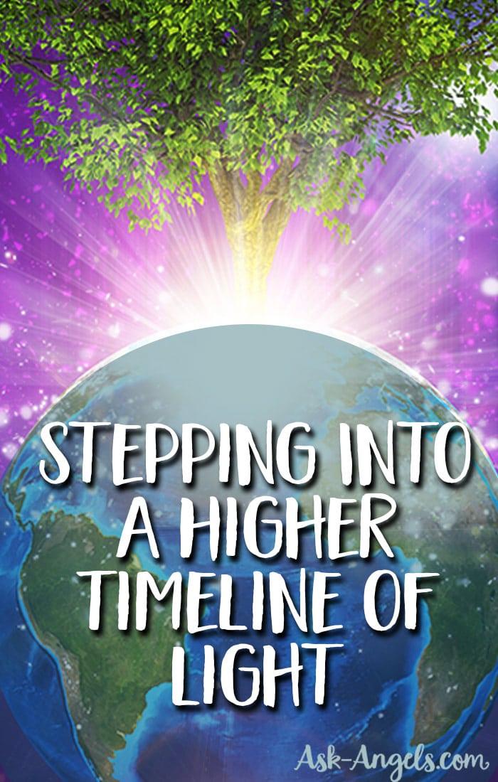 Higher Timeline of Light