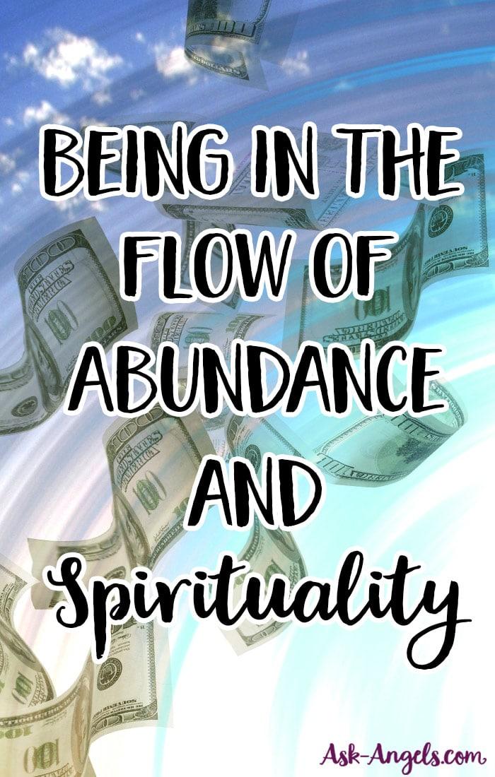 Abondance et spiritualité