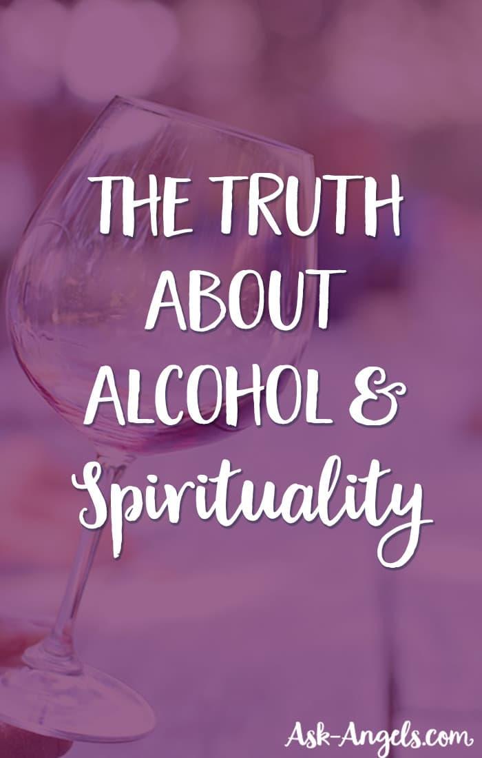 Alcohol and Spirituality
