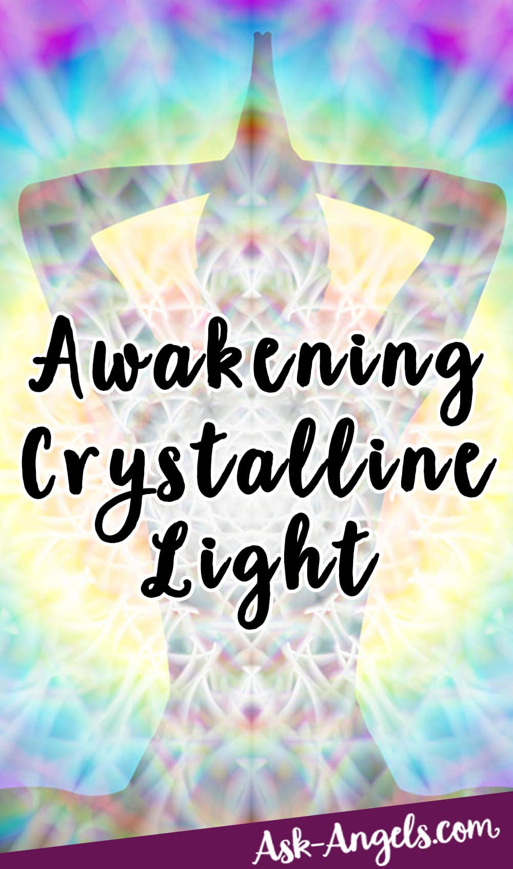 Éveil de la lumière cristalline