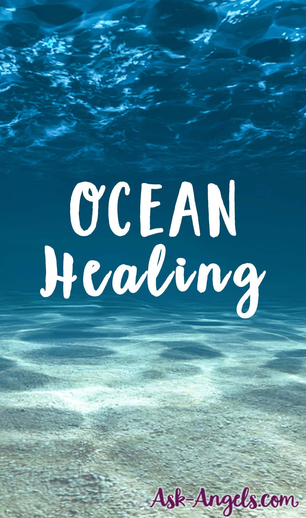 Guérison par l'océan