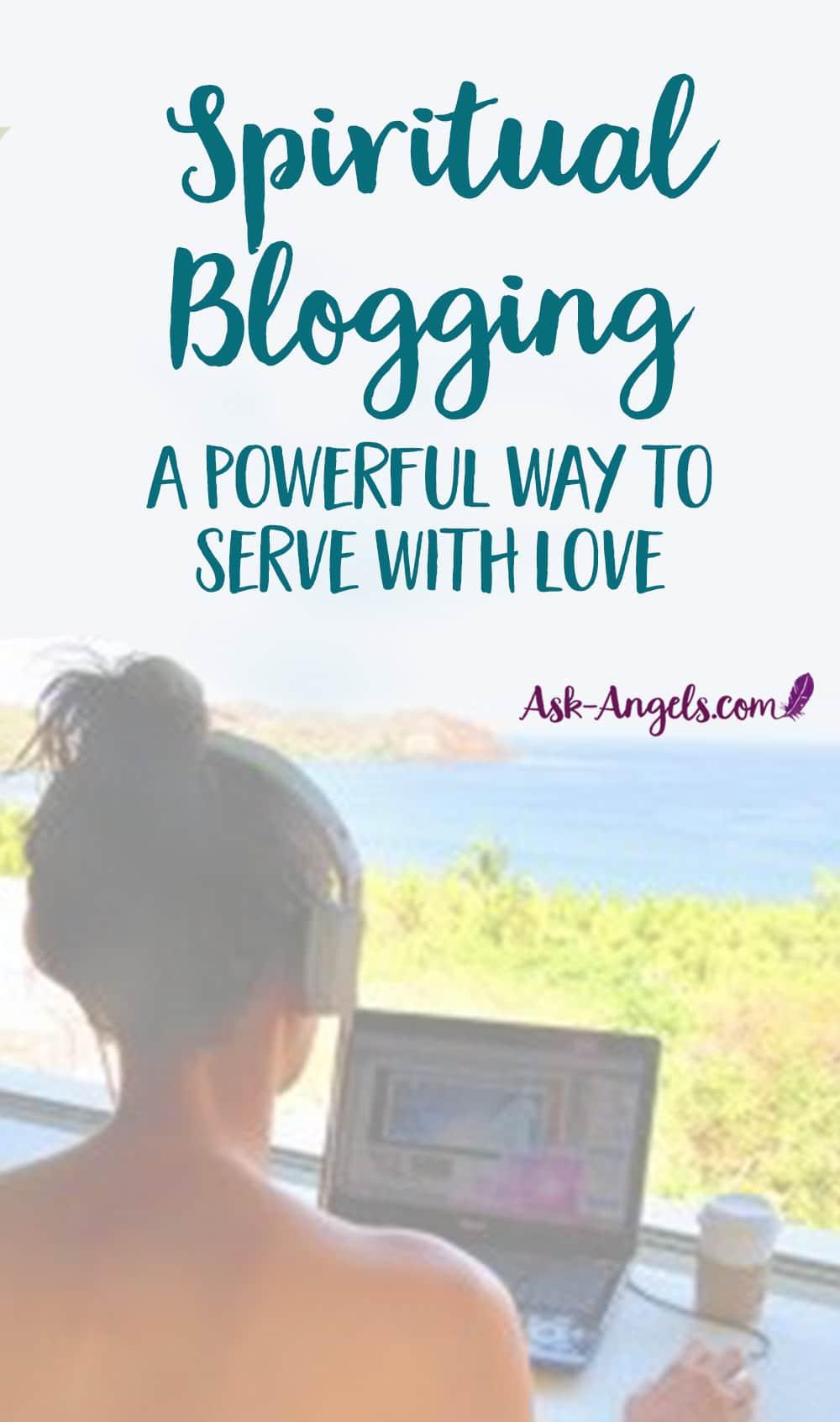 Spiritual Blogging