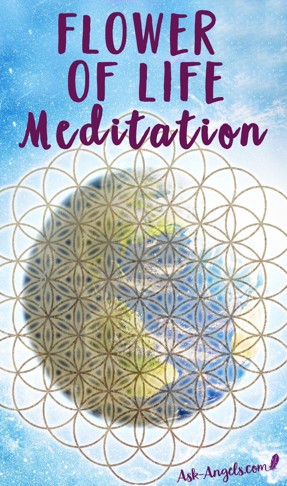 Flower of Life Meditation
