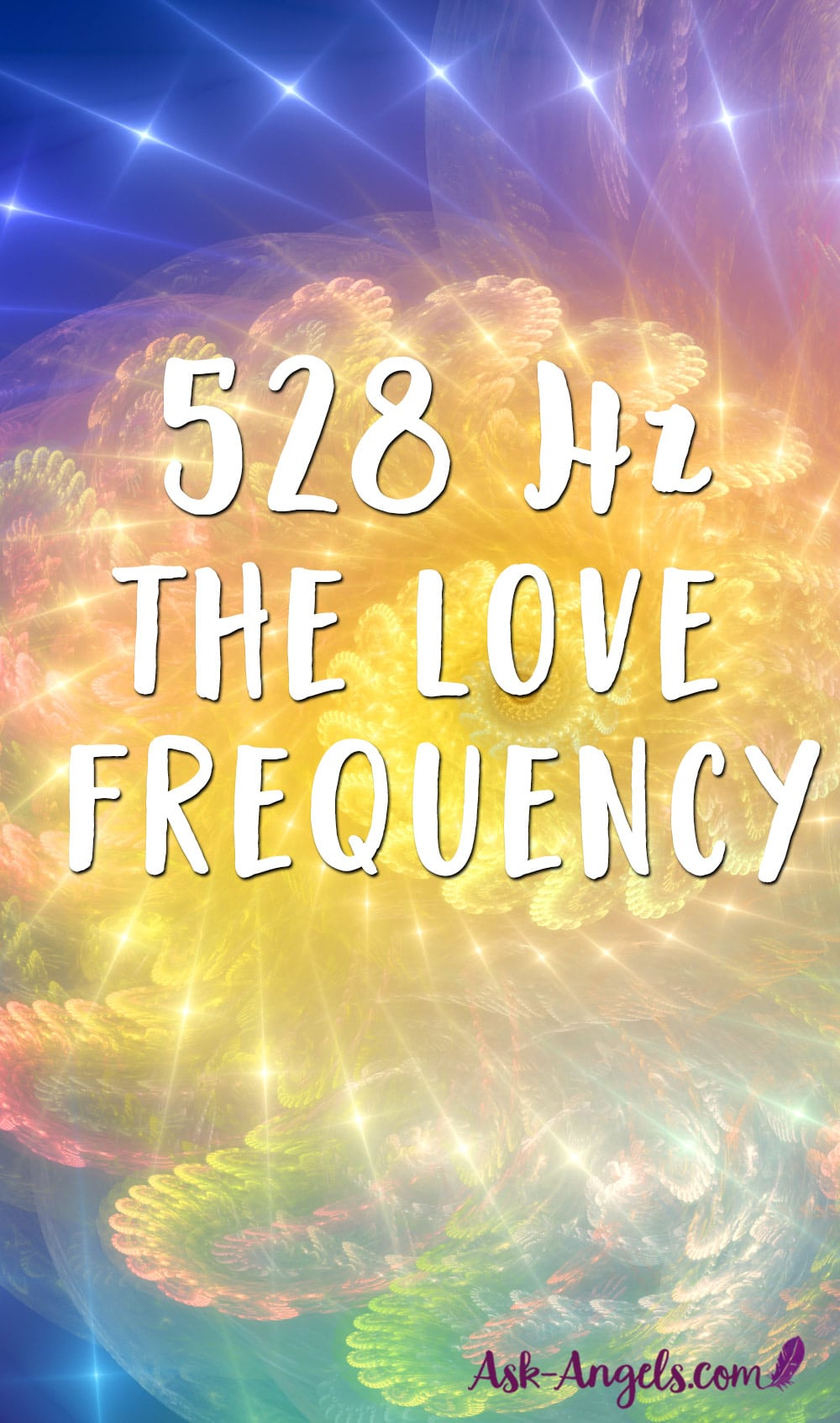 528 Hz The Love Frequency