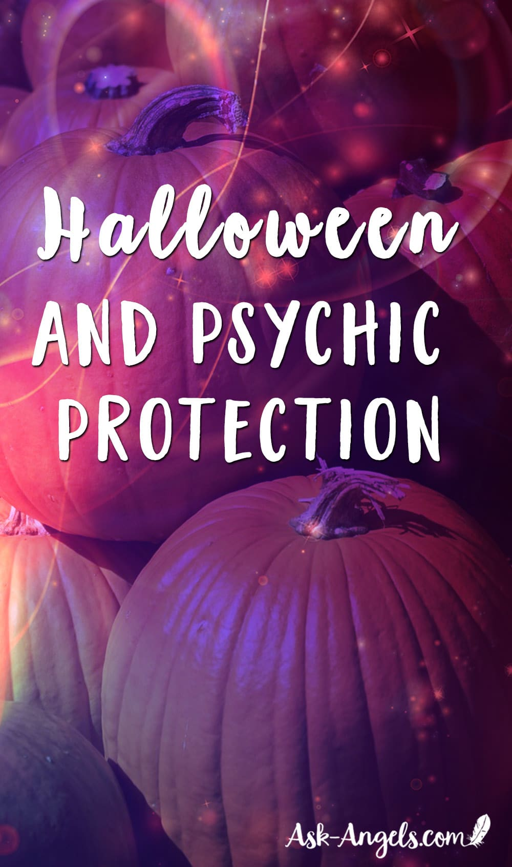 Halloween and Psychic Protection