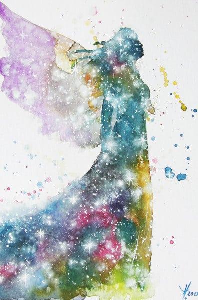 Cosmic Guardian Angel