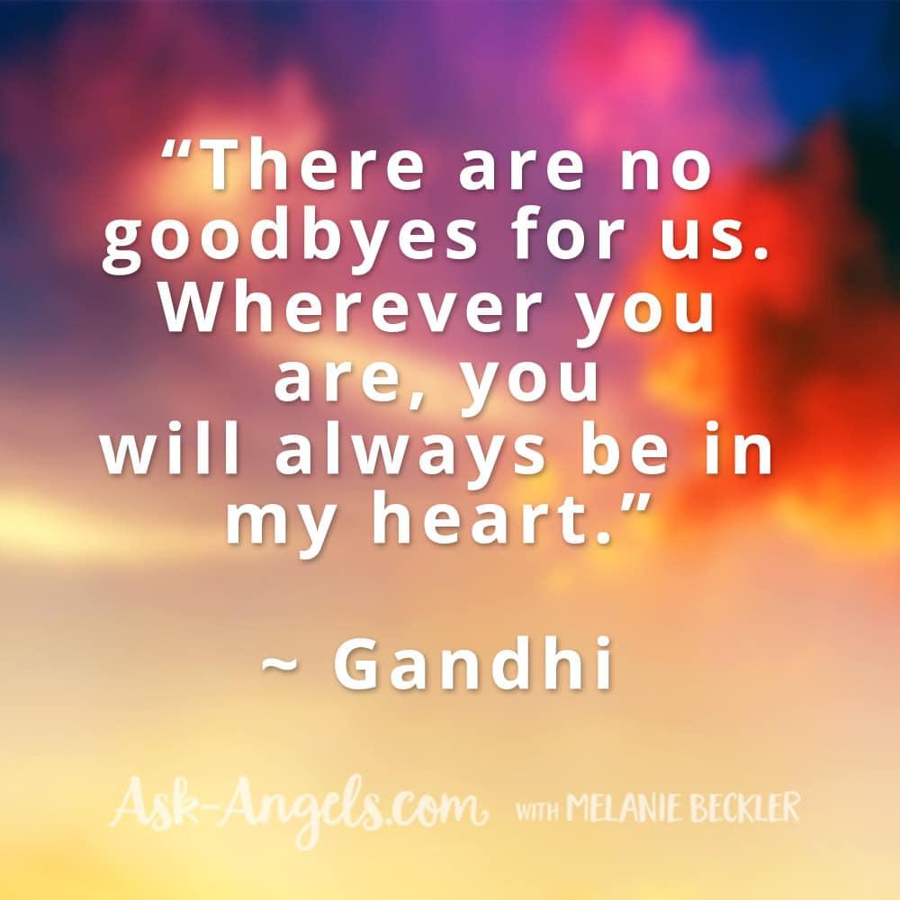 Gandhi Remembrance Quote