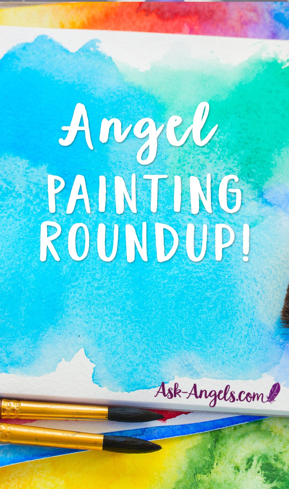 Angel Painting Roundup